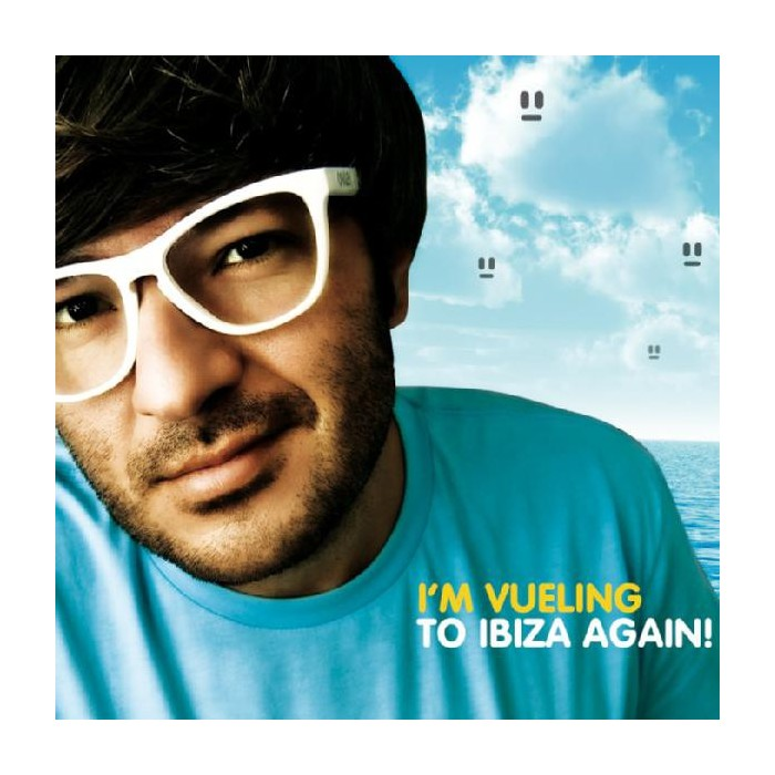 I'M VUELING TO IBIZA AGAIN