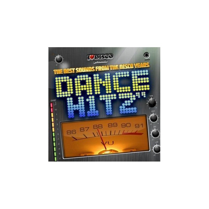 I LOVE DISCO DANCE HITS VOL.1