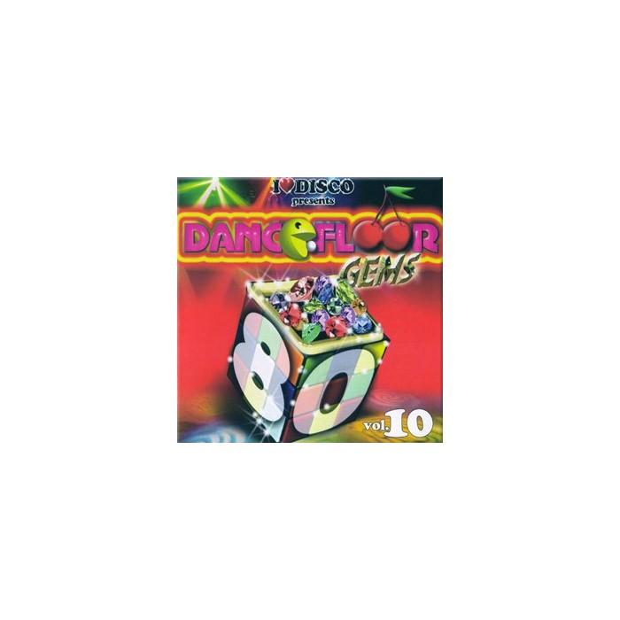 I LOVE DANCEFLOOR GEMS 80'S VOL.10