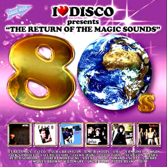 I LOVE DISCO 80'S Vol.7