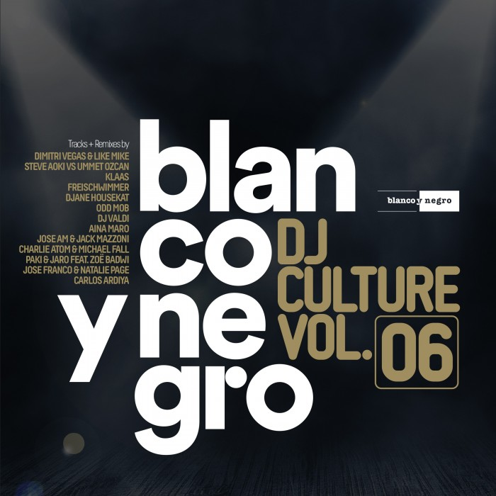 BLANCO Y NEGRO DJ CULTURE Vol.6