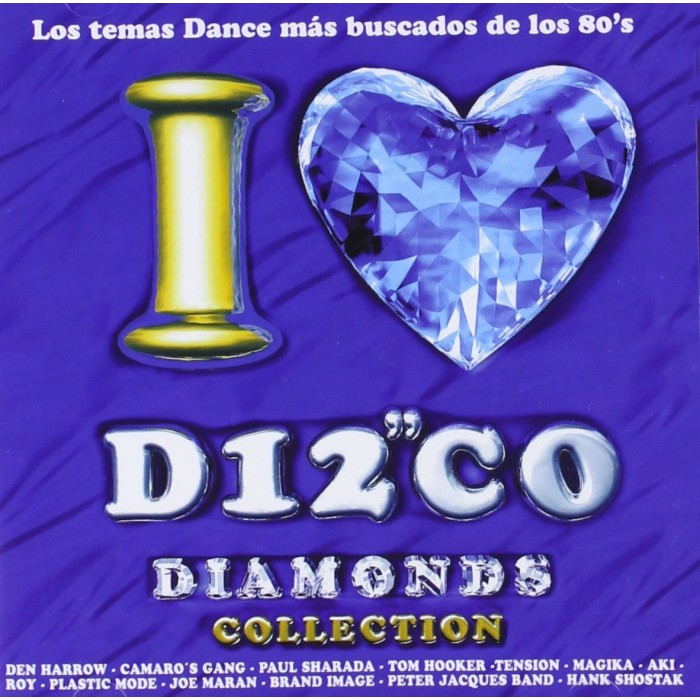I LOVE DISCO DIAMONDS Vol.2