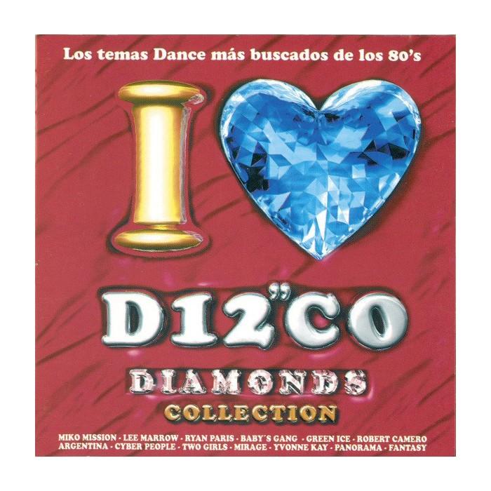 I LOVE DISCO DIAMONDS Vol.10