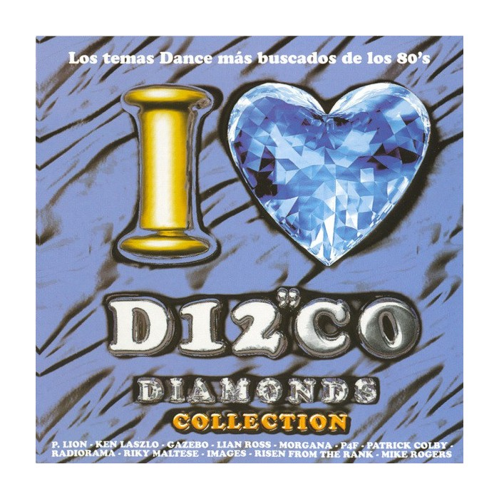 I LOVE DISCO DIAMONDS Vol.18