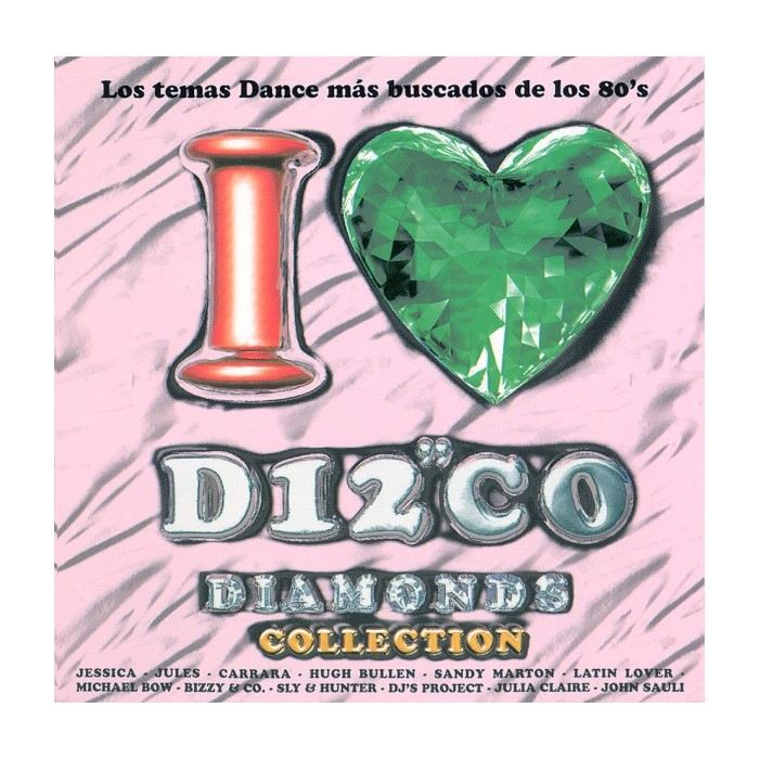 I LOVE DISCO DIAMONDS Vol.21
