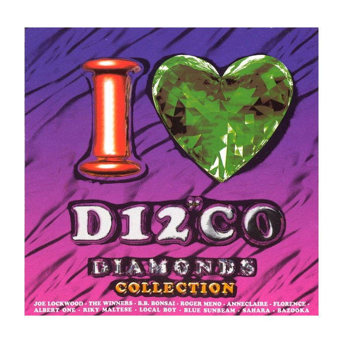I LOVE DISCO DIAMONDS Vol.24