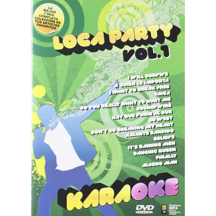 KARAOKE LOCA PARTY Vol.1