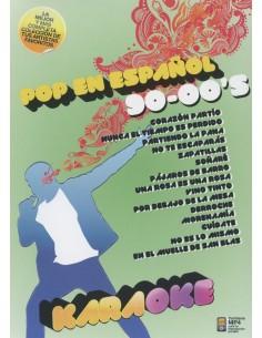 KARAOKE POP EN ESPAÑOL 90-00