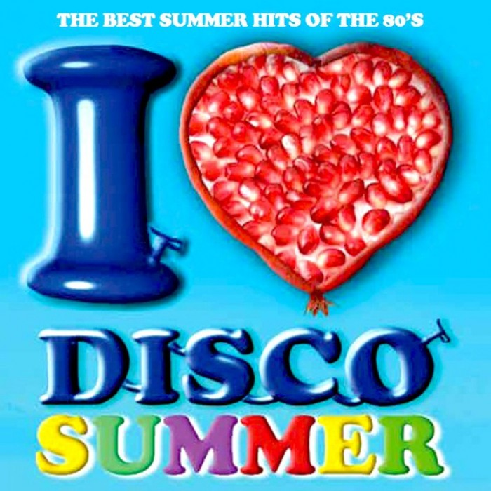 I LOVE DISCO SUMMER VOL.4