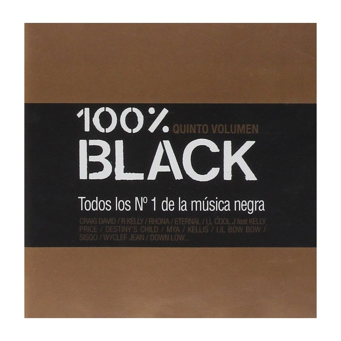 100% BLACK Vol.5