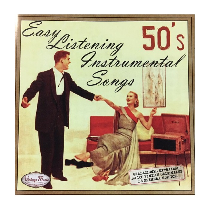 EASY LISTENING INSTRUMENTAL ORCHESTRAS