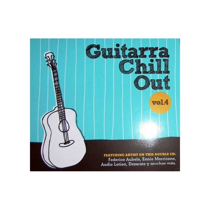 GUITARRA CHILL OUT Vol.4