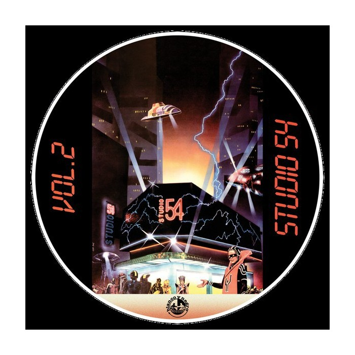 STUDIO 54 Vol.2 (Picture Disc) VINYL