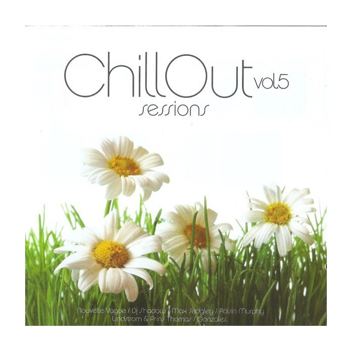 CHILL OUT SESSIONS Vol.5