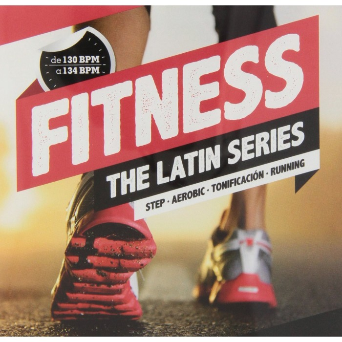 FITNESS, THE LATIN SERIES Vol.1