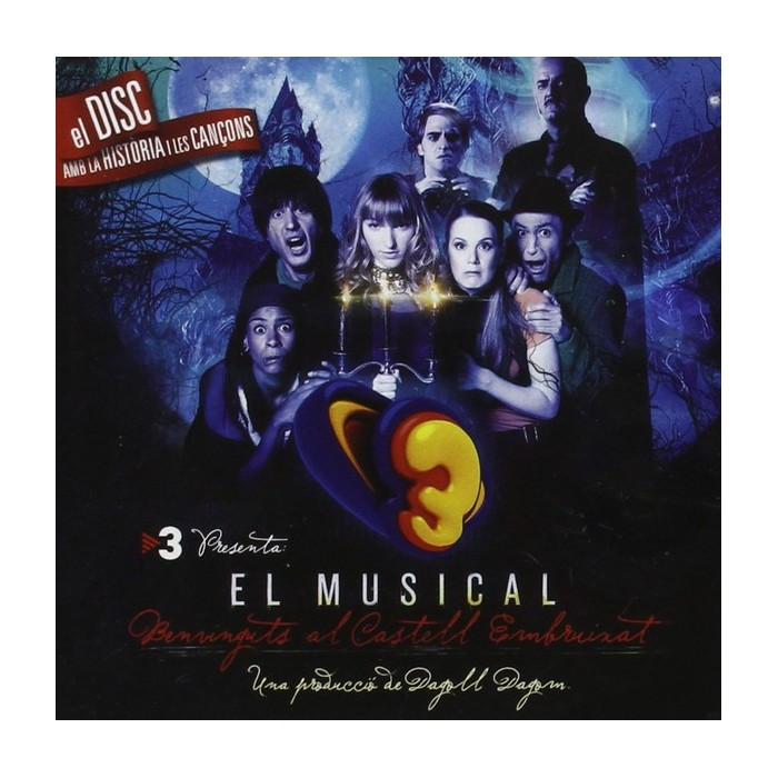 SUPER 3 - EL MUSICAL