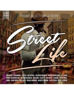 STREET LIFE - A DECADE OFF JAZZ, FUNK & FUSION