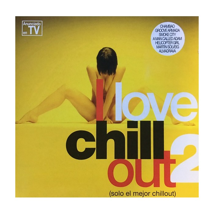 I LOVE CHILL OUT Vol.2