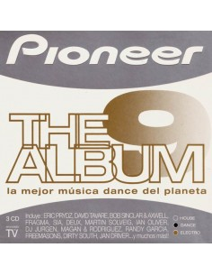 PIONEER THE ALBUM Vol.09