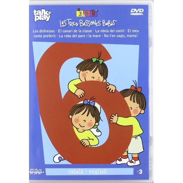 LES TRES BESSONES BEBES Vol.6 DVD