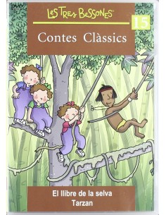 LES TRES BESSONES - CONTES CLASSICS Vol.15