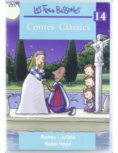 LES TRES BESSONES - CONTES CLASSICS Vol.14