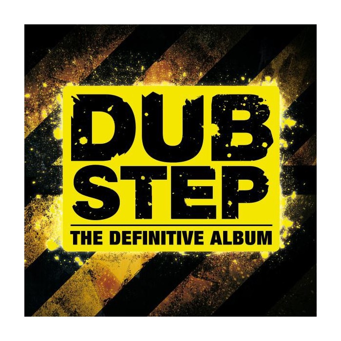 DUBSTEP THE DEFINITIVE ALBUM