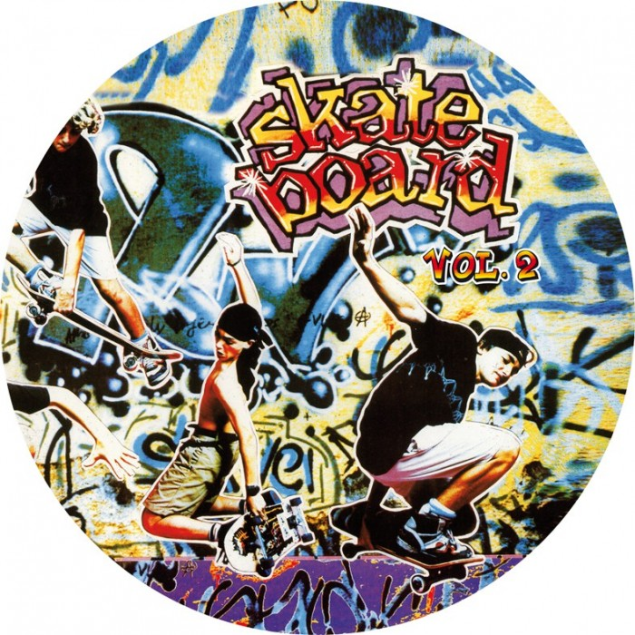 SKATE BOARD 1 Vol.2 (Picture Disc) VINYL