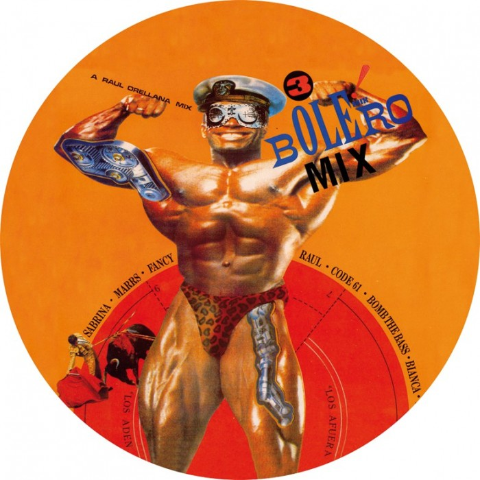 BOLERO MIX 3 (Picture Disc) VINYL