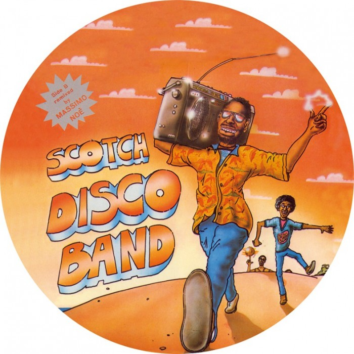 SCOTCH - DISCO BAND (Picture Disc) VINYL
