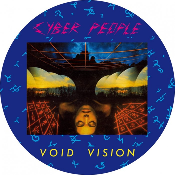 CYBER PEOPLE - VOID VISION (Picture Disc) VINYL