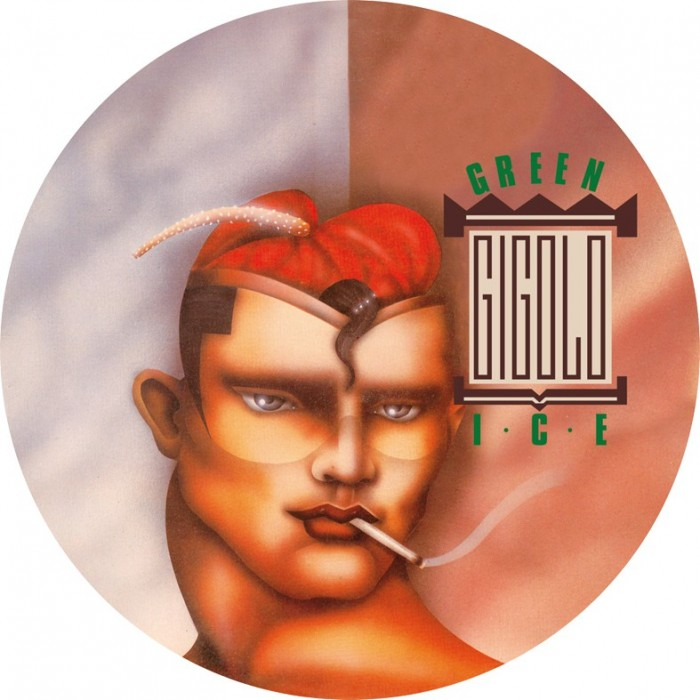 GREEN ICE - GIGOLO (Picture Disc) VINYL