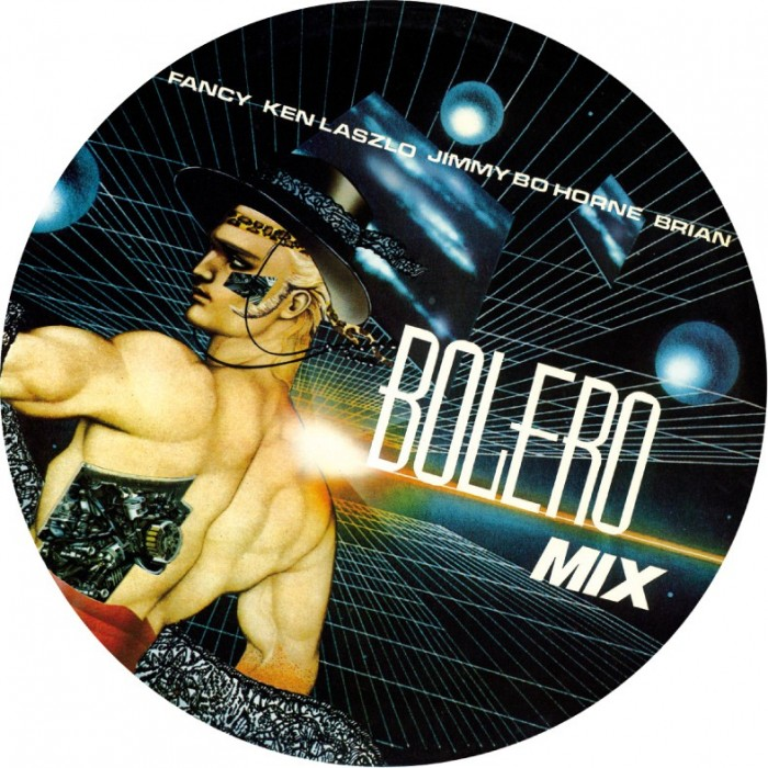 BOLERO MIX (Picture Disc) VINYL