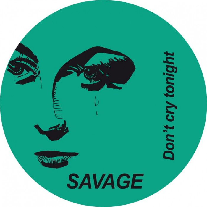 SAVAGE - DON'T CRY TONIGHT (Picture Disc) VINYL