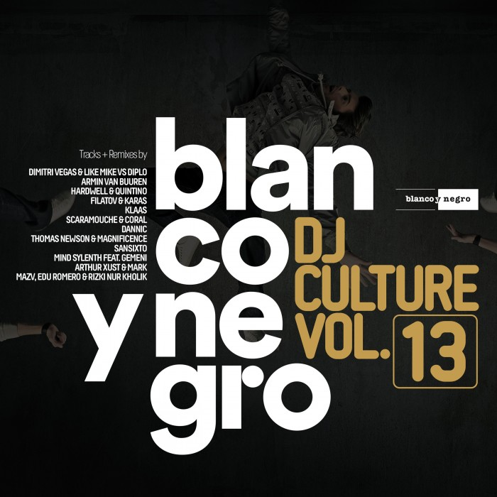 BLANCO Y NEGRO DJ CULTURE Vol.13