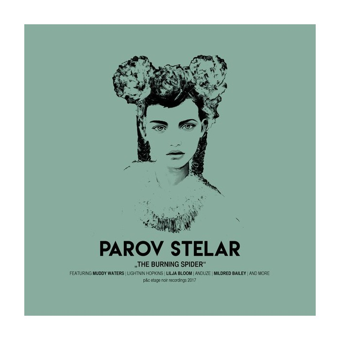 PAROV STELAR - THE BURNING SPIDER - LP