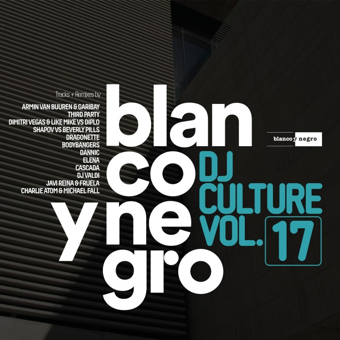 BLANCO Y NEGRO DJ CULTURE Vol.12