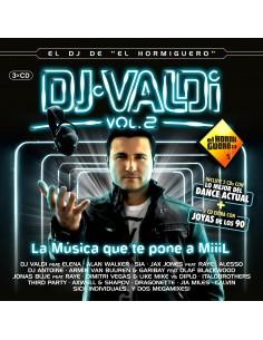 """DJ VALDI """"EL DJ DEL HORMIGUERO"""" Vol.2"""