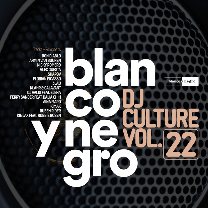 BLANCO Y NEGRO DJ CULTURE Vol.22