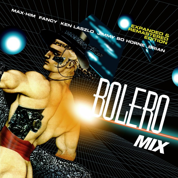BOLERO MIX EXPANDED & REMASTERED EDITION