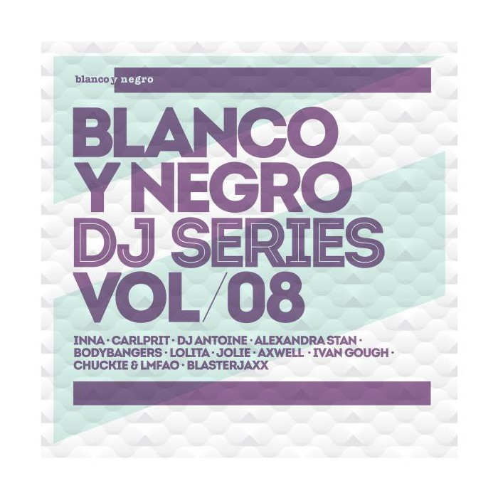 BLANCO Y NEGRO DJ SERIES 2013 Vol.8