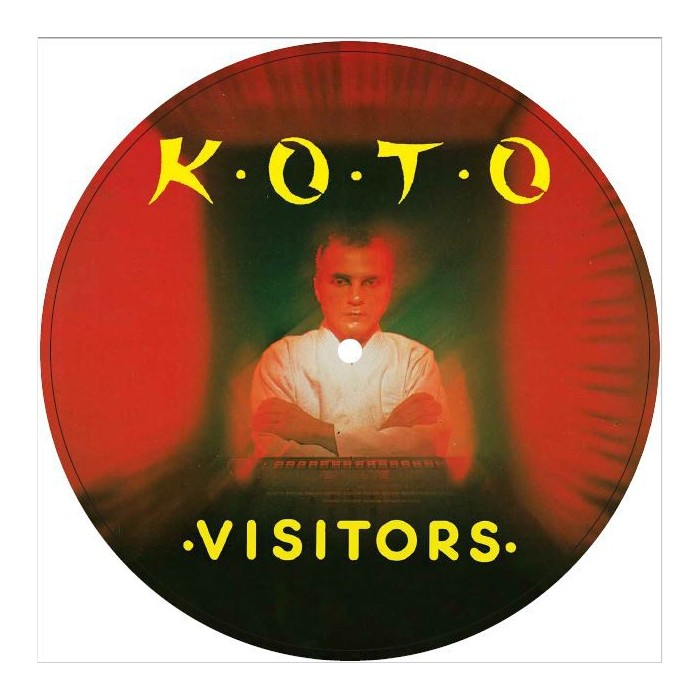 KOTO - VISITORS (Picture Disc) VINYL