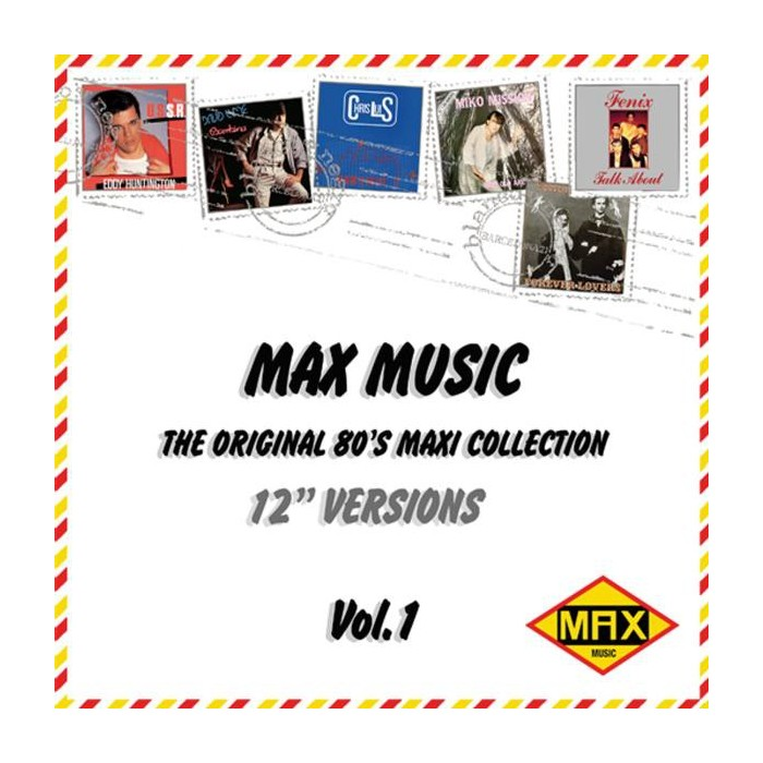 I LOVE MAX MUSIC Vol.1