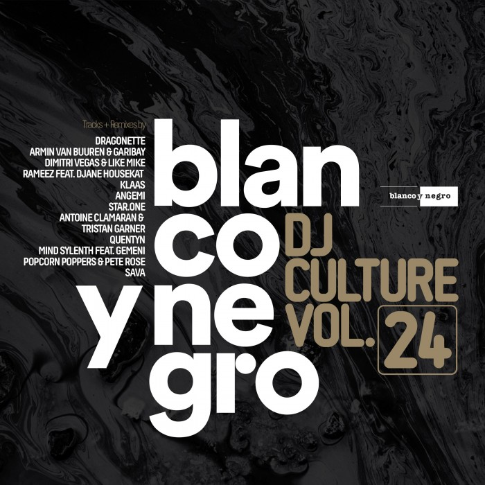 BLANCO Y NEGRO DJ CULTURE Vol.24