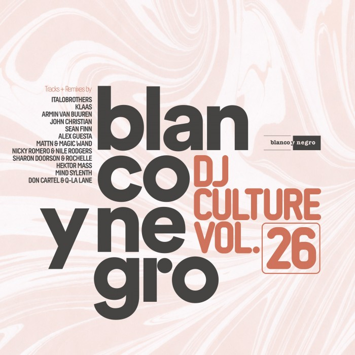 BLANCO Y NEGRO DJ CULTURE Vol.26