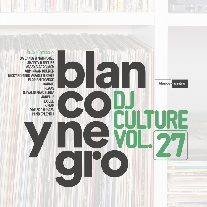 BLANCO Y NEGRO DJ CULTURE Vol.27