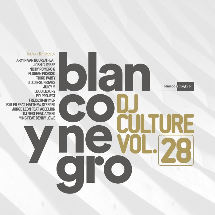BLANCO Y NEGRO DJ CULTURE Vol.28