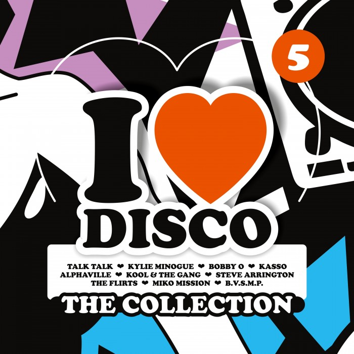 I LOVE DISCO THE COLLECTION Vol.5