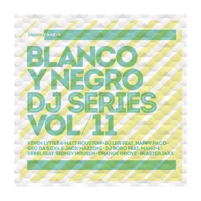 BLANCO Y NEGRO DJ SERIES Vol.11