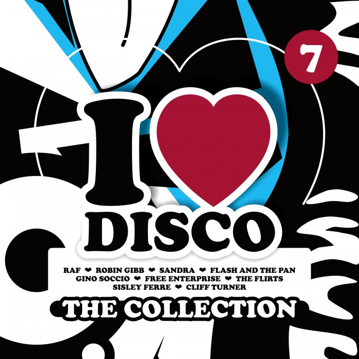 I LOVE DISCO THE COLLECTION Vol.7